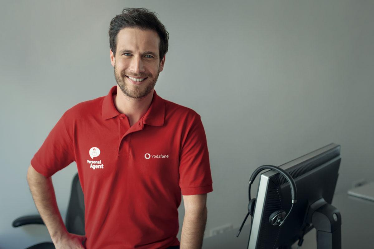 Rückruf vom Vodafone Personal Agent vereinbaren