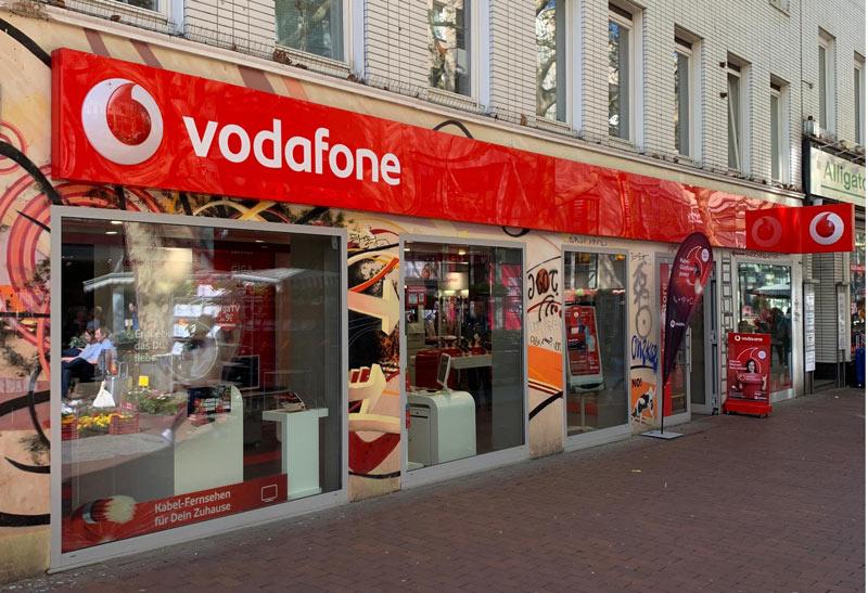 Vodafone Shop Hamburg Altona, Ottensener Hauptstraße 3, 22765 Hamburg