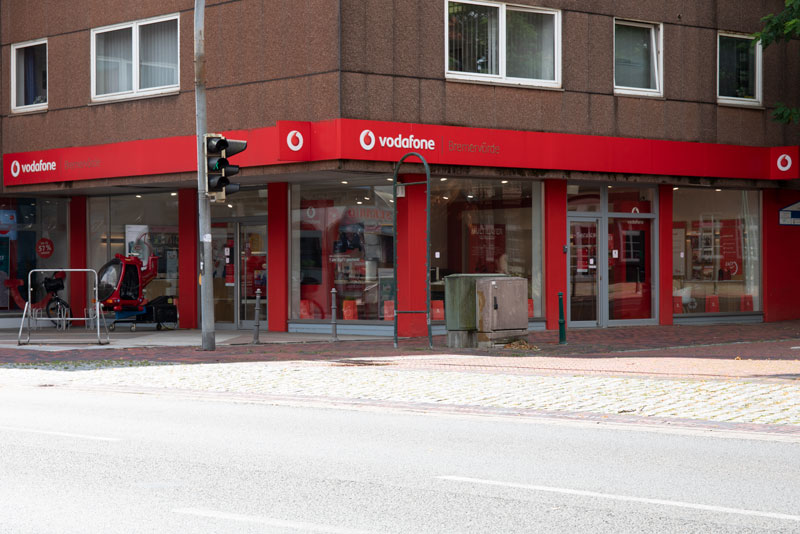 Vodafone Shop Bremervörde Neue Straße 100