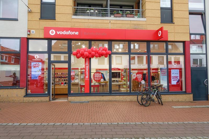 Vodafone Shop Osterholz-Scharmbeck OHZ Bahnhofstraße