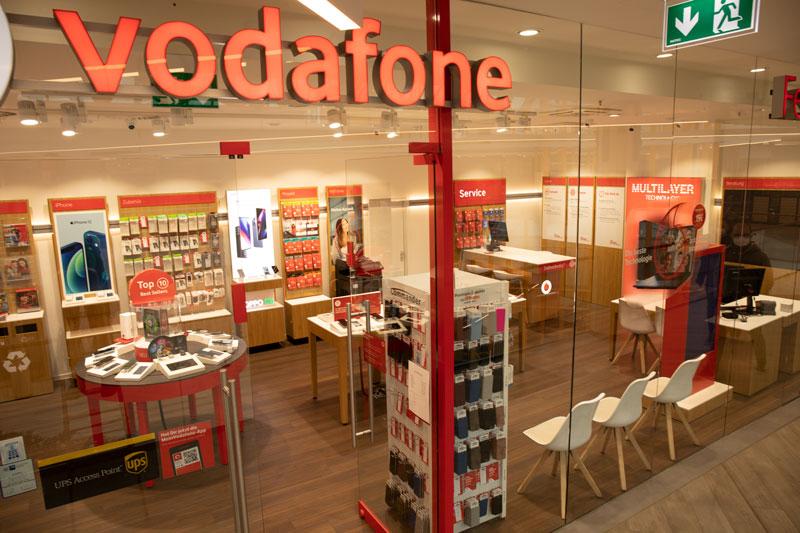 Vodafone Shop Hamburg Wandsbek Quarree Beratung Service