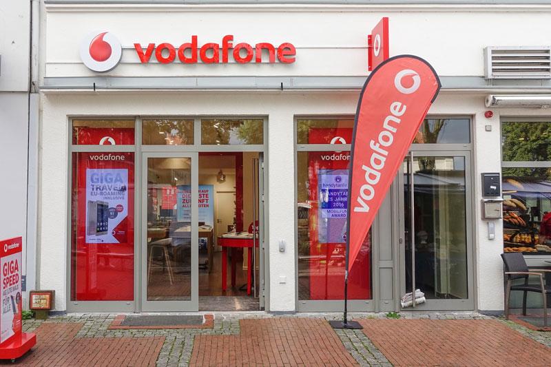 Vodafone Shop Stade Pferdemarkt 2 21682 Stade