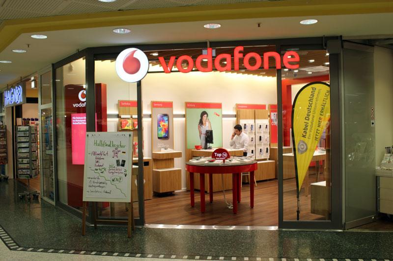 Vodafone Shop Hamburg Farmsen Berner Heerweg 173 Aussenansicht