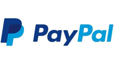 Logo Zahlungsanbieter Paypal