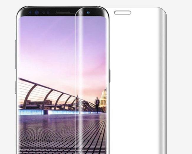 Displayschutz fuer Smartphones