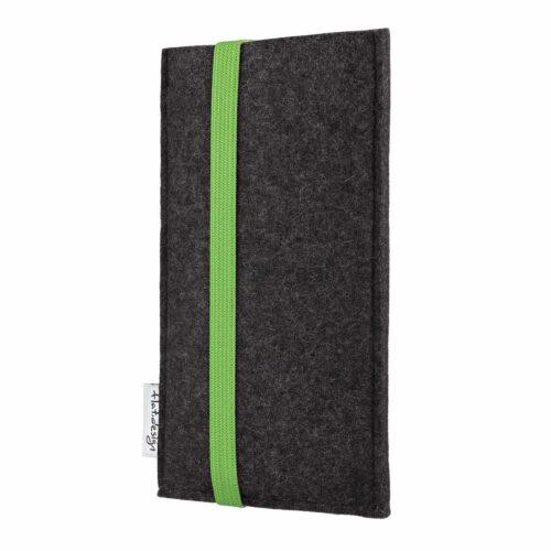 nachhaltige smartphone tasche filz