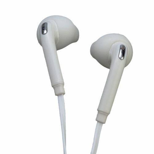 Headset weiss kopfhoerer mit kabel Klinke