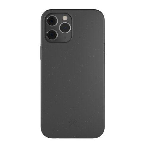 Woodcessories Bio Case schwarz iphone 12 pro max